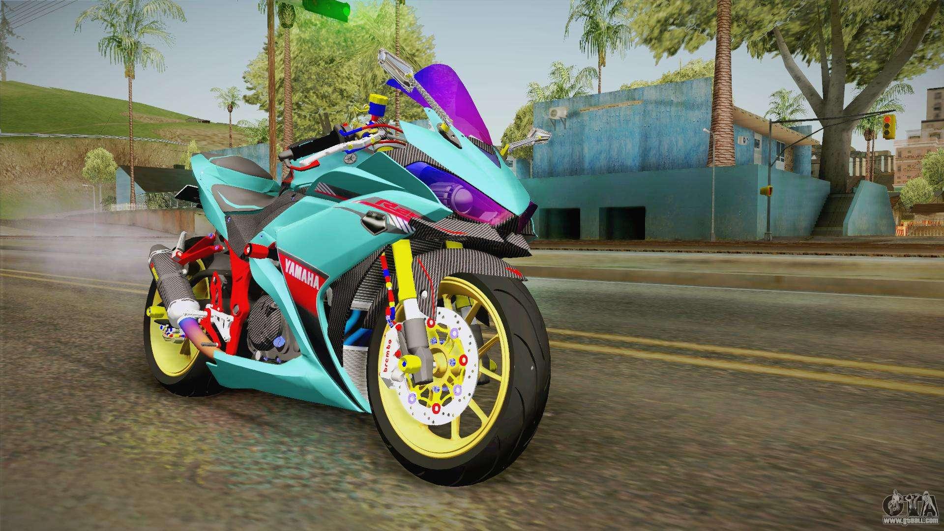 download mod gta san andreas pc indonesia motor drag ▷▷ a c i