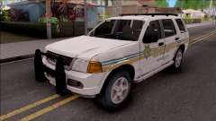 Ford Explorer 2002 Boone County Sheriff Office