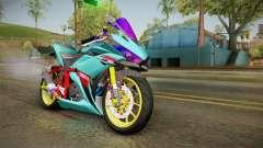 Yamaha R25 Contest for GTA San Andreas