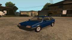 VAZ-2108 on the radio for GTA San Andreas
