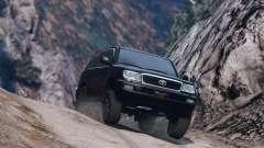 Toyota Land Cruiser 100 for GTA 5