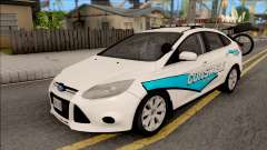 Ford Focus 2013 Flint County Constable Office