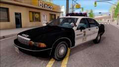 Chevrolet Caprice Police LSPD for GTA San Andreas