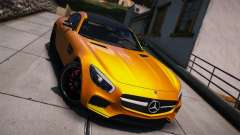 Mercedes-Benz AMG GT S 2016 for GTA 5