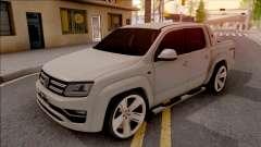 Volkswagen Amarok 4Motion 2017 for GTA San Andreas