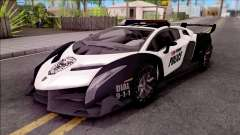 Lamborghini Veneno Police San Fierro