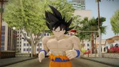 DBXV2 Goku Limit Breaker Skin for GTA San Andreas