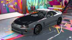 Toyota Supra 1994 for GTA 5