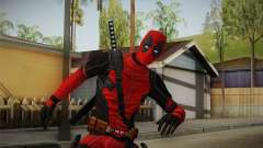 Deadpool The Movie Skin