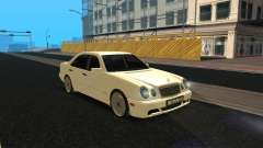 Mercedes-Benz E420 Armenian