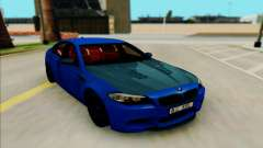 BMW M5 F10 for GTA San Andreas
