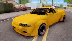 Nissan Skyline R32 Pickup Rocket Bunny for GTA San Andreas