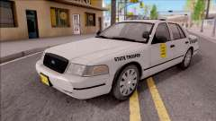 Ford Crown Victoria 2009 Iowa State Patrol