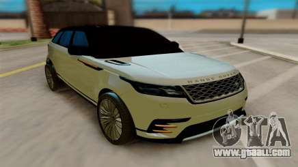 Range Rover Velar 2017 for GTA San Andreas