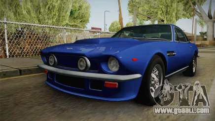 Aston Martin V8 Vantage 1977 IVF for GTA San Andreas