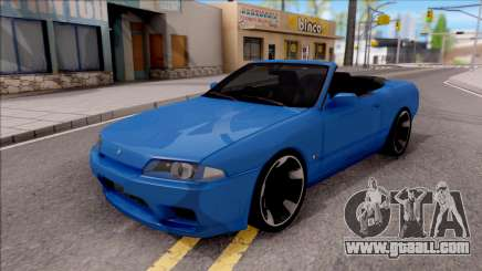 Nissan Skyline R32 Cabrio for GTA San Andreas