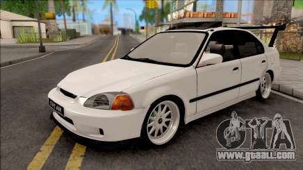 Honda Civic 1.6i ES for GTA San Andreas