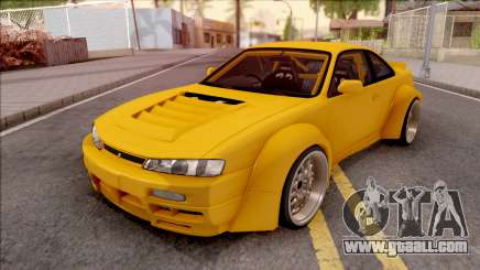 Nissan 200SX Rocket Bunny for GTA San Andreas