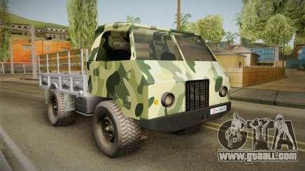 TAM 110 Vojno Vozilo for GTA San Andreas