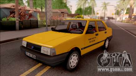 Tofas Sahin Taxi 1999 for GTA San Andreas