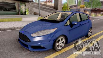 Ford Fiesta ST High Poly for GTA San Andreas