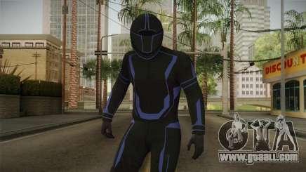 GTA Online - Deadline DLC Skin 1 for GTA San Andreas