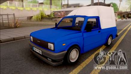 Zastava Skala 1.1 Poly Hitna Pomoc for GTA San Andreas
