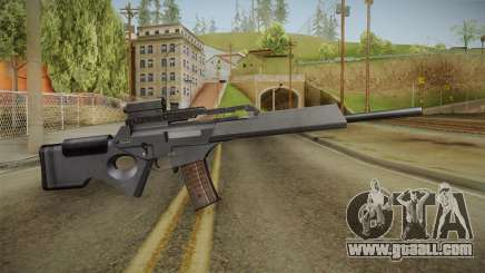 HK SL8 Assault Rifle for GTA San Andreas