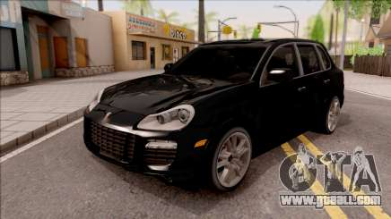 Porsche Cayenne Turbo S 2009 for GTA San Andreas
