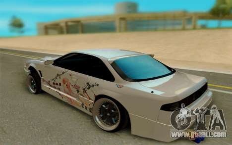 Nissan 200SX LS14 for GTA San Andreas right view