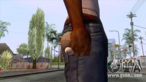 Sheep Grenade for GTA San Andreas third screenshot