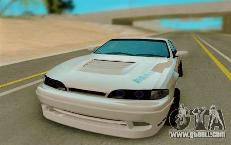 Nissan 200SX LS14 for GTA San Andreas back view