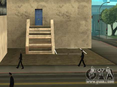 Parking Save Garages for GTA San Andreas sixth screenshot