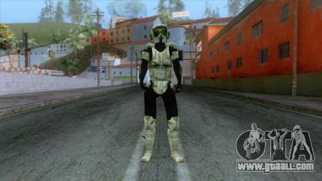 Star Wars JKA - Kashyyyk Clone Skin 2 for GTA San Andreas second screenshot