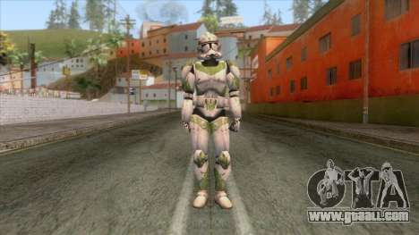 Star Wars JKA - 442nd Clone Skin for GTA San Andreas second screenshot