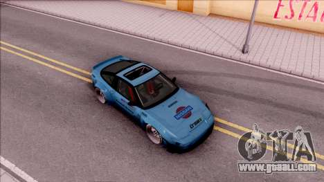Nissan 240SX 1994 Rocket Bunny RB Performance for GTA San Andreas right view