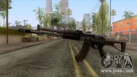 Counter-Strike Online 2 AEK-971 v1 for GTA San Andreas