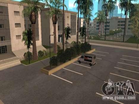 Parking Save Garages for GTA San Andreas third screenshot