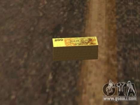 200 Kč for GTA San Andreas second screenshot