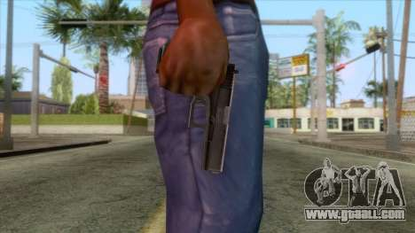 Glock 17 Original for GTA San Andreas third screenshot