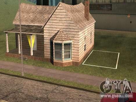 Parking Save Garages for GTA San Andreas fifth screenshot
