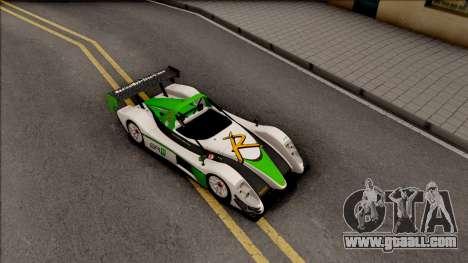 Radical SR8 RX v2 for GTA San Andreas right view
