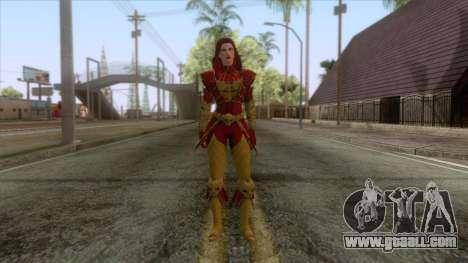 Marvel Heroes - Phoenix (Horseman) for GTA San Andreas second screenshot