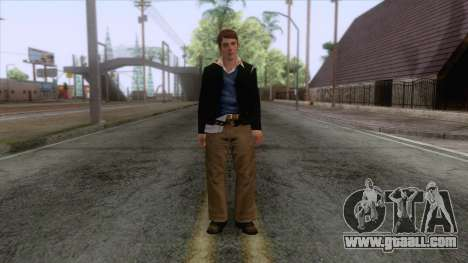 Bruised Greasers Skin 2 for GTA San Andreas second screenshot