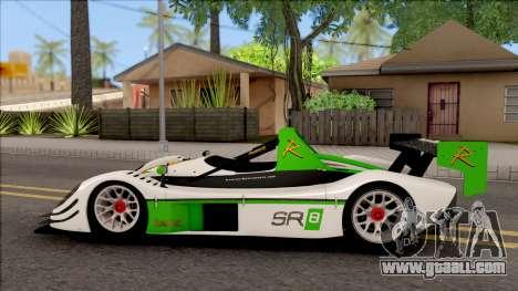 Radical SR8 RX v2 for GTA San Andreas left view