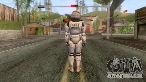 Star Wars JKA - Felucia Clone Skin for GTA San Andreas third screenshot