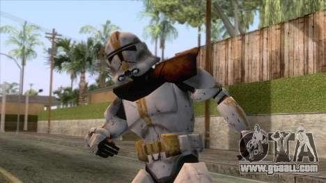 Star Wars JKA - Felucia Clone Skin for GTA San Andreas