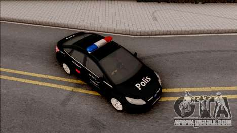 Ford Focus Special Operations Civilian Vehicles for GTA San Andreas right view