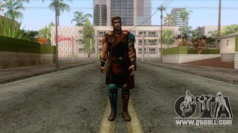 Marvel Future Fight - Thor Ragnarok for GTA San Andreas