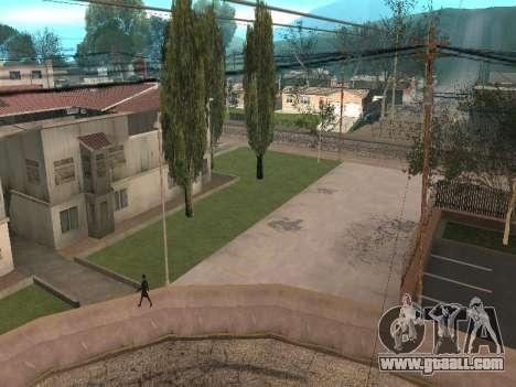 Parking Save Garages for GTA San Andreas forth screenshot